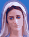 Mary the Queen of Peace
