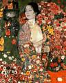 The Dancer by Klimt