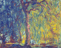 Weeping Willow Tree by Monet