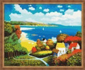 Colourful Beachside Houses