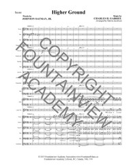 Higher Ground - Score and Instrumental Parts