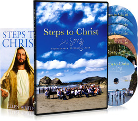 Steps to Christ in Song DVD (Full Set)