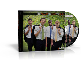 God Wants to Hear You Sing CD (4 One)