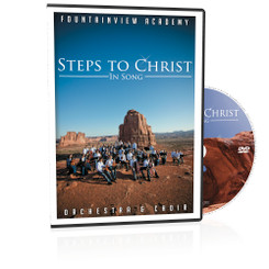Sharing Edition - Steps to Christ in Song DVD (Shortened)