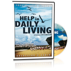 Sharing Edition - Help in Daily Living DVD (Shortened)