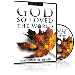 FALL - God So Loved the World DVD (Part I)