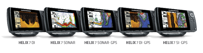 New humminbird helix 7 range now available boating rv for Hummingbird fish finders helix 7