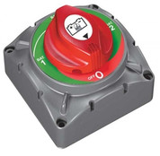 BEP 4 Position Battery Switch