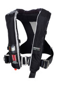 Burke Race Manual Inflatable PFD with Harness PFD Life Jacket