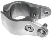 Canopy Jaw Coupling Hinged - Stainless Steel