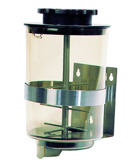 Dispenser with Wall Mount