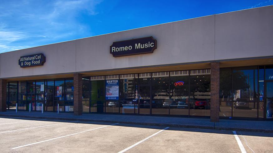 Music Store Fort Worth : romeo music store locations dallas and fort worth ~ Vivirlamusica.com Haus und Dekorationen