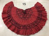 Hand Block Printed Skirt  #15