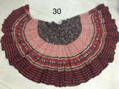 Hand Block Printed Skirt  #30