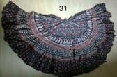 Hand Block Printed Skirt  #31