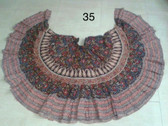 Hand Block Printed Skirt  #35