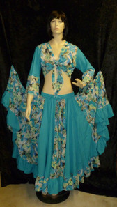 Beautiful Turquoise Gypsy Set