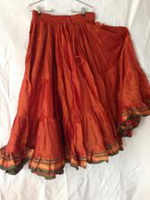 Aishwarya  Phenomenally Peachy Keen Skirt