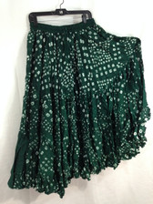 25 Yd JAIPUR SKIRT ATS Green
