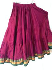 Fantastic Fushia Aishwarya Skirt