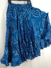 25 Yd  JAIPUR SKIRT ATS Turquoise