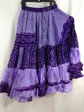 25 Yd JAIPUR SKIRT ATS Multi Purple