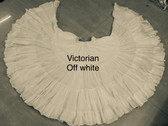 32 Yard Pure Cotton Light and Fluffy Skirt OffWhite