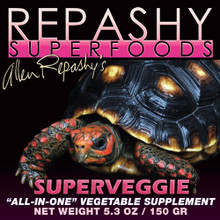 All in one vegetable supplement for box and aquatic turtles