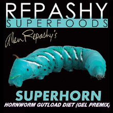 This high calcium, vitamin fortified, antibiotic-free is the perfect diet to maximize the nutritional value of your hornworms and grow them to maximum size.