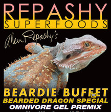 Bearded Dragon Special Omnivore Gel Premix