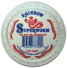 100 Superworms