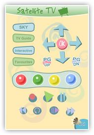 C3 Kidz - iPhone iViewer Template
