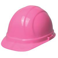 Omega II 6Pt Std Hard Hat Hi-Viz Pink