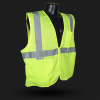 SV25 CLASS 2 FIRE RETARDANT WITH ZIPPER Green