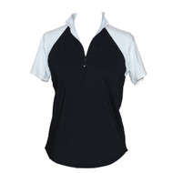 Golf Top in Black & White