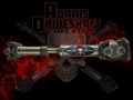 Jeep TJ RUBICON REAR 1350 CV Driveshaft [EXTREME DUTY SERIES]