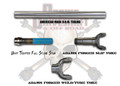 Adams Driveshaft's Build your Own Offroad Buggy, or Jeep Driveshafts in 1410 Series.