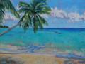 West Coast Palm by Sue Trew