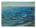 Tile Flying Fish