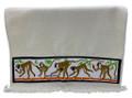 Guest Towel Beige - Monkeys