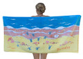 A lovely soft hatchling and shell towel.