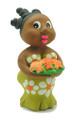 Valeria Doll Corn Rolls Hair Style