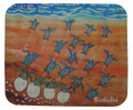 Mouse Pad Sunset Hatchlings