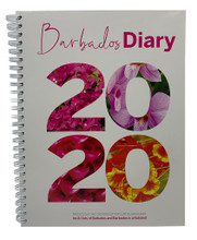 The beautiful cover of this 202 diary!