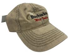 Barbados Swoosh Turtle design cap