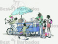 Snowcone Cart