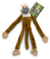 A monkey magnet that clings or hangs.