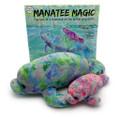 A Manatee Magic family group.