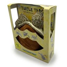 The Turtle tracks Gift Box with display window.