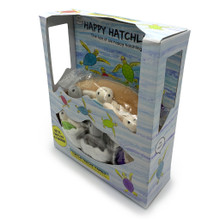 The Happy Hatchlings Gift Box with display window.